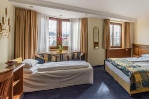 Hotel Mondschein, Hotels  Innsbruck - big - 26