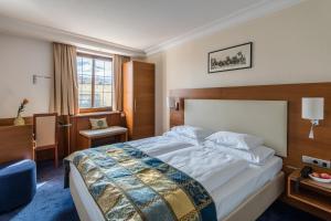 Hotel Mondschein, Hotels  Innsbruck - big - 27
