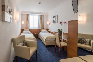 Hotel Mondschein, Hotels  Innsbruck - big - 33
