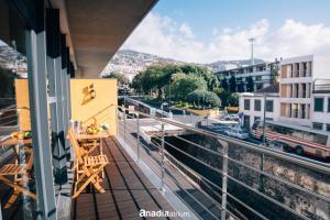 Anadia Atrium, Apartments  Funchal - big - 134