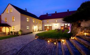 Dvůr Stráň, Pensionen  Karlsbad - big - 40