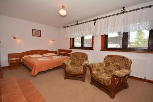 Willa Kubik, Guest houses  Zakopane - big - 20