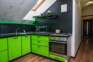 Apartment Khorovodnaya 50, Appartamenti  Kazan' - big - 13