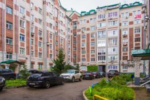 Apartment Khorovodnaya 50, Appartamenti  Kazan' - big - 15