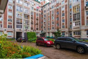 Apartment Khorovodnaya 50, Appartamenti  Kazan' - big - 16
