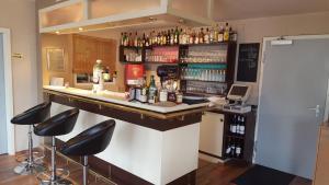 Hotel-Restaurant Zur Fichtenbreite, Hotely  Coswig - big - 20