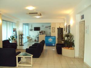 Hotel Canasta, Szállodák  Riccione - big - 30