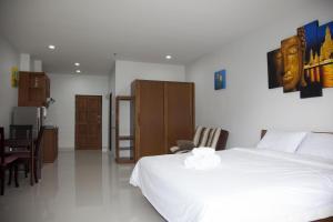 View Talay 3 Beach Apartments, Apartmány  Pattaya South - big - 56