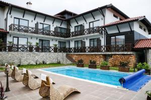 Einstein House & Spa, Penziony  Marchevo - big - 28