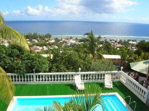 Cap Soleil, Ferienwohnungen  Saint-Leu - big - 1