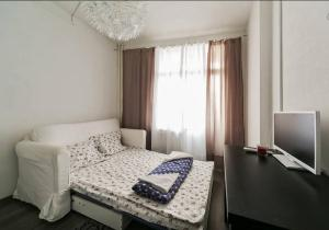 Апартаменты Гарсоньерка в Красногорске, Апартаменты  Красногорск - big - 31