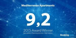 Mediterraneo Apartments, Apartmanhotelek  Arhángelosz - big - 40