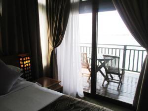 Sea Resort Private unit @ Langkawi Lagoon, Üdülőtelepek  Kampung Padang Masirat - big - 31