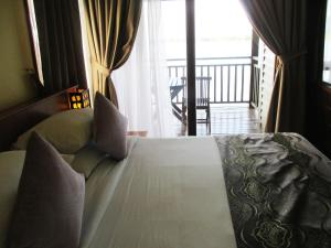 Sea Resort Private unit @ Langkawi Lagoon, Üdülőtelepek  Kampung Padang Masirat - big - 32