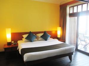 Sea Resort Private unit @ Langkawi Lagoon, Üdülőtelepek  Kampung Padang Masirat - big - 36