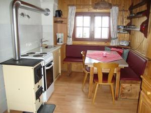 Turner-Hütte, Horské chaty  Heiligenblut - big - 18