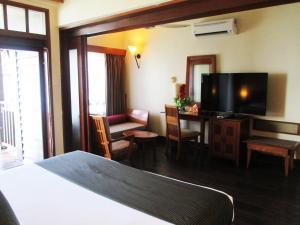 Sea Villa Private Unit @ Langkawi Lagoon Resort, Üdülőtelepek  Kampung Padang Masirat - big - 19