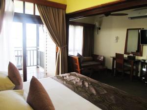 Sea Villa Private Unit @ Langkawi Lagoon Resort, Üdülőtelepek  Kampung Padang Masirat - big - 20