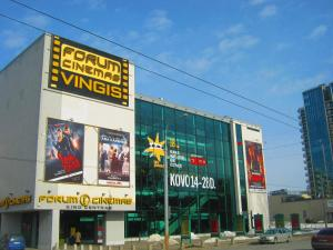 Centro apartamentai - Vingio apartamentai, Apartments  Vilnius - big - 42