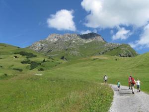 Ferienhof Schweizer, Farm stays  Schwarzenberg im Bregenzerwald - big - 16
