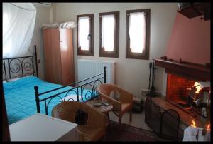 Guesthouse Xenioti, Гостевые дома  Цагарада - big - 13