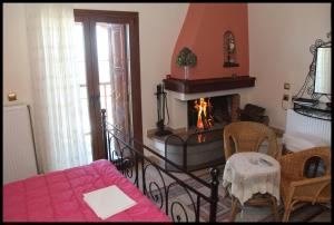 Guesthouse Xenioti, Гостевые дома  Цагарада - big - 9