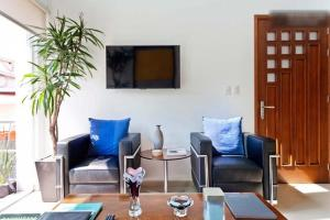 Duplex Penthouse Zona Rosa, Apartments  Mexico City - big - 16