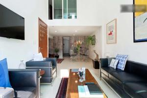 Duplex Penthouse Zona Rosa, Apartments  Mexico City - big - 15
