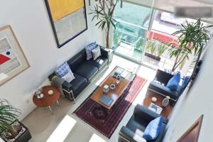 Duplex Penthouse Zona Rosa, Apartments  Mexico City - big - 9