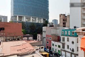 Duplex Penthouse Zona Rosa, Apartments  Mexico City - big - 11
