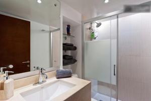 Duplex Penthouse Zona Rosa, Ferienwohnungen  Mexiko-Stadt - big - 41