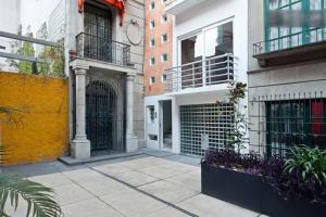 Duplex Penthouse Zona Rosa, Ferienwohnungen  Mexiko-Stadt - big - 35