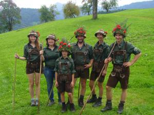 Ferienhof Schweizer, Farm stays  Schwarzenberg im Bregenzerwald - big - 23