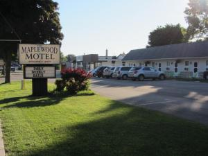 The Maplewood Motel, Мотели  Port Elgin - big - 32