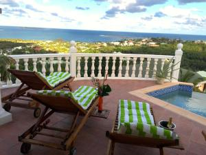 Your Paradise Villa, Ferienhäuser  Orient Bay - big - 22