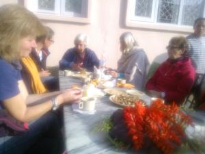 Bodhi Guest House, Affittacamere  Baudhatinchule - big - 34