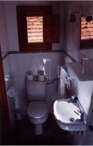 Cabañas Jimera de Líbar, Vidiecke domy  Jimera de Líbar - big - 17