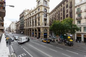 AinB B&B Born-Via Laietana, Апартаменты  Барселона - big - 44