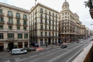 AinB B&B Born-Via Laietana, Апартаменты  Барселона - big - 43