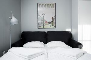 Skjalm Hvide Hotel, Hotely  Slangerup - big - 5