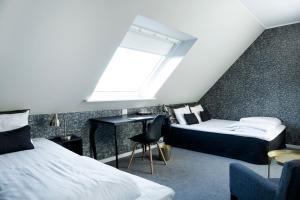 Skjalm Hvide Hotel, Hotely  Slangerup - big - 9
