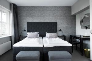 Skjalm Hvide Hotel, Hotely  Slangerup - big - 16