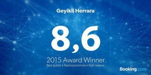 Geyikli Herrara, Bed and breakfasts  Geyikli - big - 16