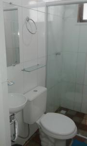 Limoeiro Suites, Penziony  Ubatuba - big - 7