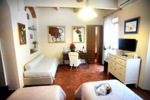 Hotel Residence La Contessina, Aparthotels  Florenz - big - 52