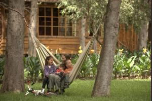 Inraki Lodge, Chaty  Guaillabamba - big - 30