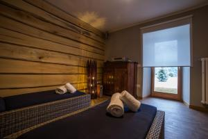 Residence Cavanis Wellness & Spa, Aparthotely  Sappada - big - 41