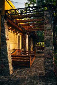Finca La Encantada, Загородные дома  Сан-Рафаэль - big - 31