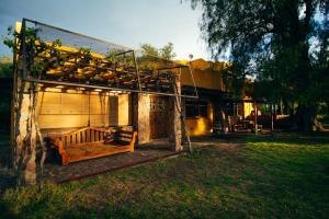 Finca La Encantada, Загородные дома  Сан-Рафаэль - big - 29