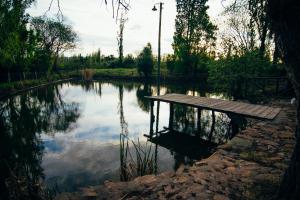 Finca La Encantada, Загородные дома  Сан-Рафаэль - big - 48